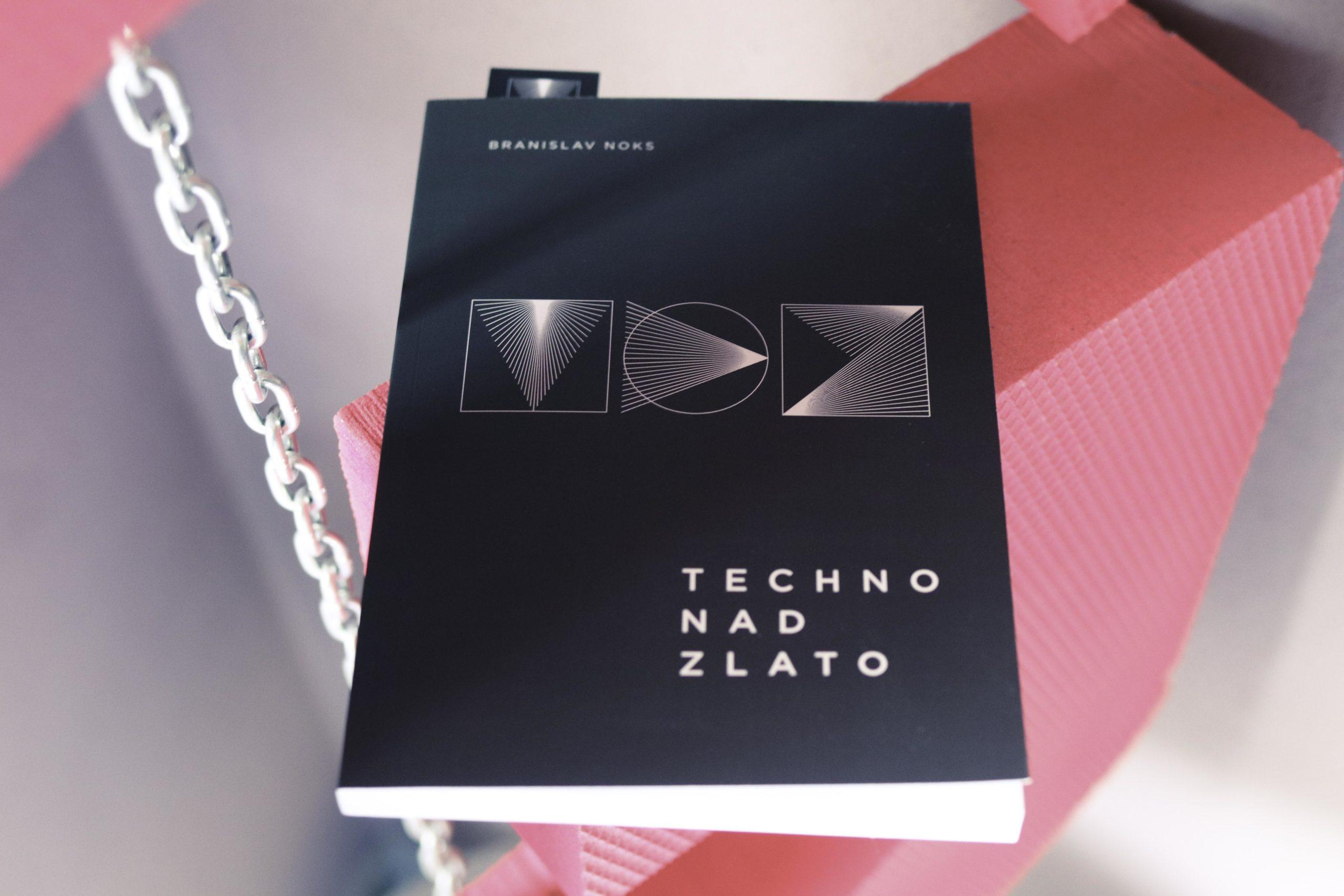 kniha Techno nad Zlato